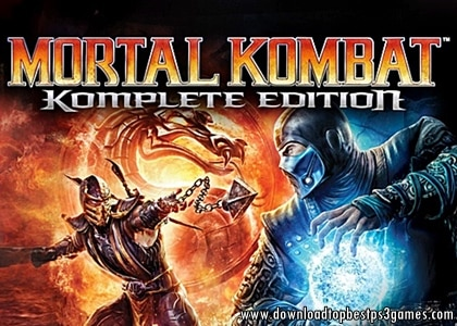 Mortal Kombat Komplete Edition Game PS3