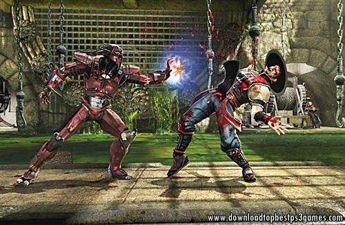 download Mortal Kombat Komplete Edition for ps3