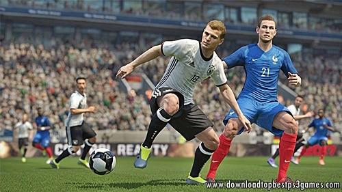 Pro Evolution Soccer 2017 pkg download for playstation 3
