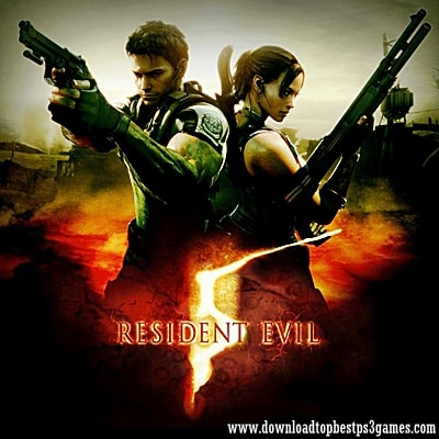Resident Evil 5 100 Crack File Download Save File