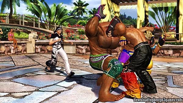 download Tekken Tag Tournament 2 ps3 iso