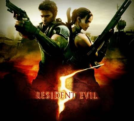 Resident Evil 5 (Biohazard 5) Game PC