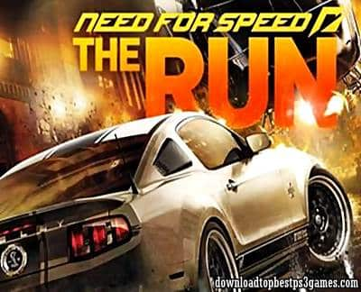 Need for Speed The Run Game PS3