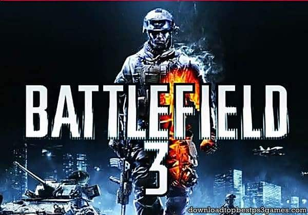 Battlefield 3 PS3 Download Game Free (ISO) +Updates (EUR&USA) PKG