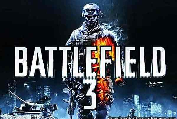 Battlefield 3 Game PS3