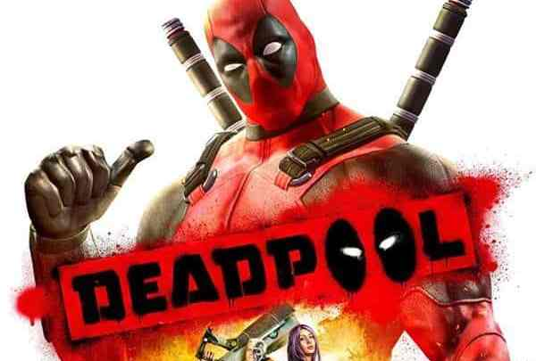Deadpool Game Xbox 360