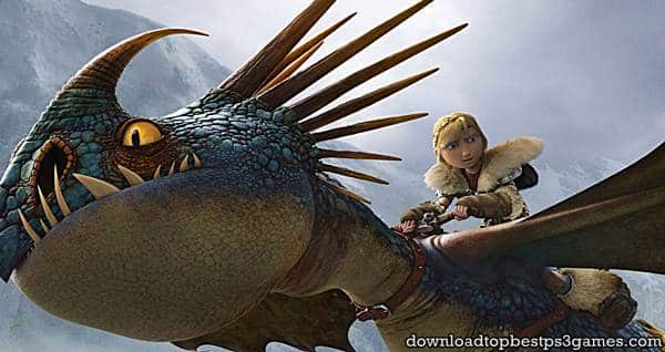 How to Train Your Dragon 2 PS3 Download Game Free ISO ...