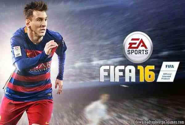 FIFA 16 Xbox 360 Game