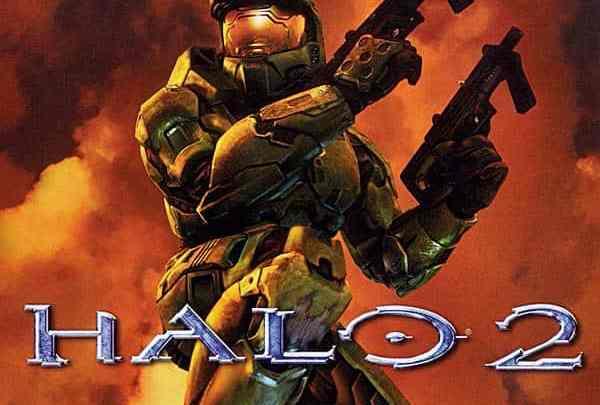 Halo 2 Xbox 360 Game