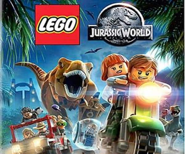 Lego Jurassic World PS4 ISO and PKG Game Download Free With DLC