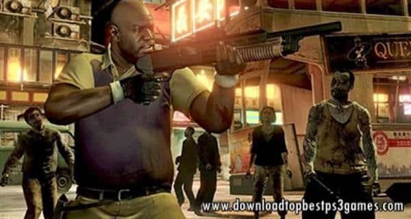 Resident Evil 6 PC ISO Full Download Setup and Password Key