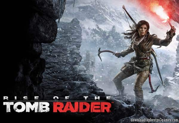 Rise of the Tomb Raider Game PC