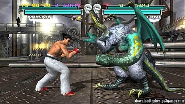 Tekken Hybrid PS3 ISO