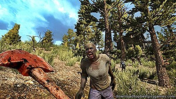 7 Days to Die PS4 ISO
