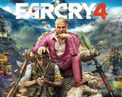 Far Cry 4 Game PS4
