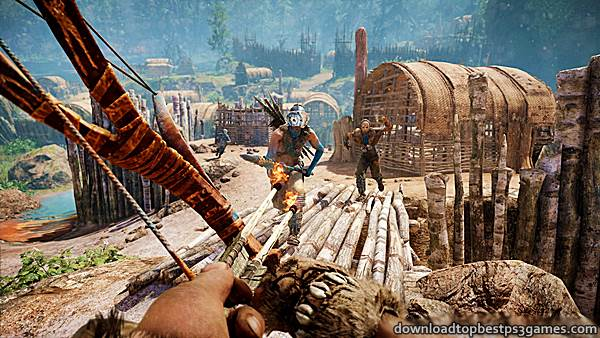 Far Cry Primal PS4 Download