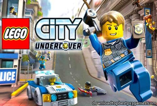 Lego City Undercover Game PS4