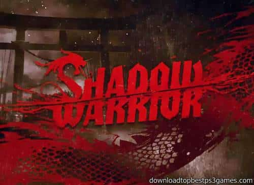 Shadow Warrior Game PS4