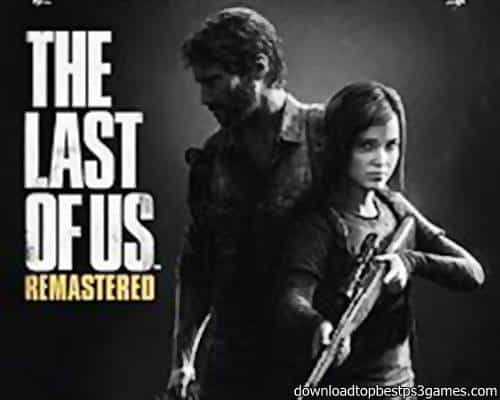 The Last of Us Remastered Game PS4