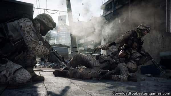 Battlefield 3 Xbox 360 PKG