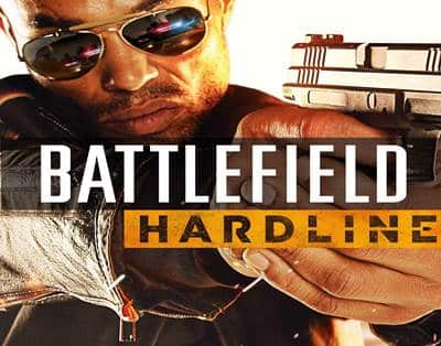 Battlefield Hardline Game Xbox 360