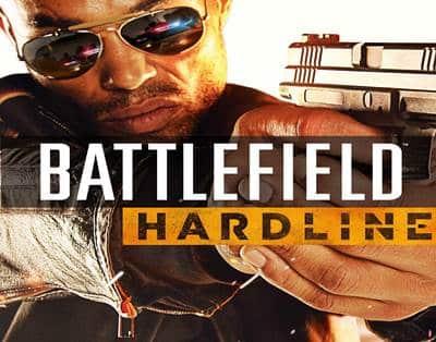 Battlefield Hardline Game Xbox 360