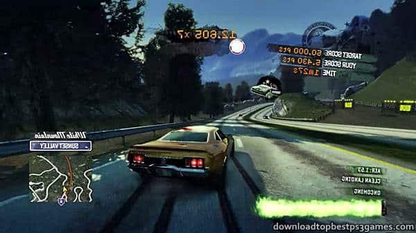Burnout Paradise Xbox 360 download