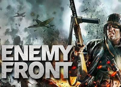 Enemy Front Game Xbox 360