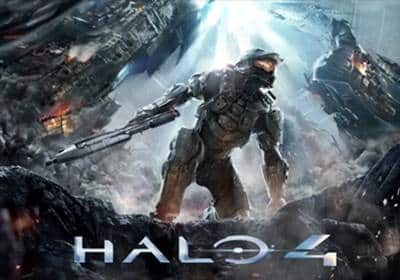 Halo 4 Game Xbox 360