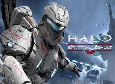 Halo Spartan Assault Game Xbox 360