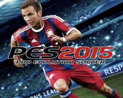 Pro Evolution Soccer 2015 Game Xbox 360
