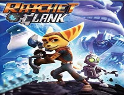 Ratchet & Clank Game PS4