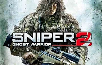 Sniper Ghost Warrior 2 Game Xbox 360