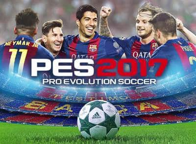 Pro Evolution Soccer 2017 Game Xbox 360