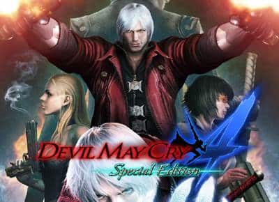 Devil May Cry 4 Game PS3