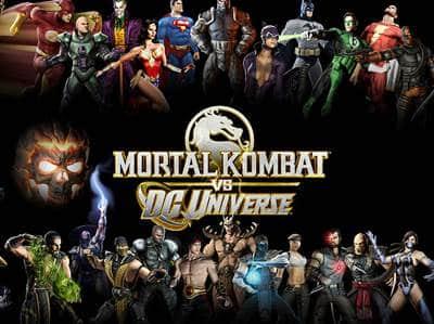 Mortal Kombat vs DC Universe Game PS3