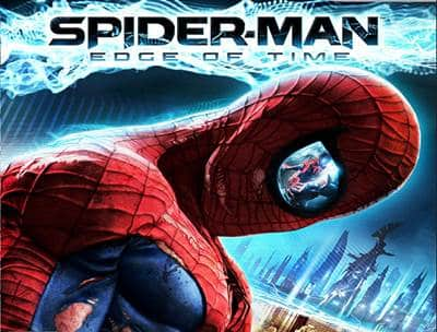 Spider Man Edge of Time Game PS3