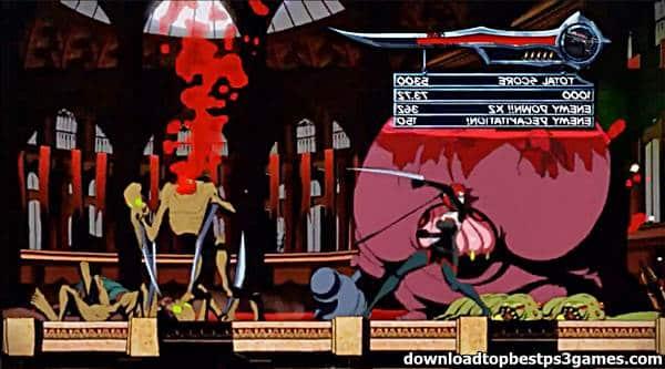BloodRayne Betrayal Playstation 3