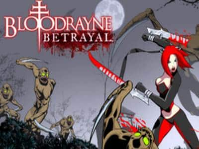 BloodRayne Betrayal Game PS3