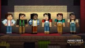 Minecraft Story Mode obrazek 1