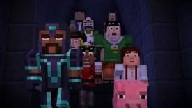 Minecraft Story Mode obrazek 4
