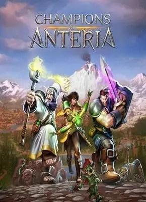 Champions of Anteria download