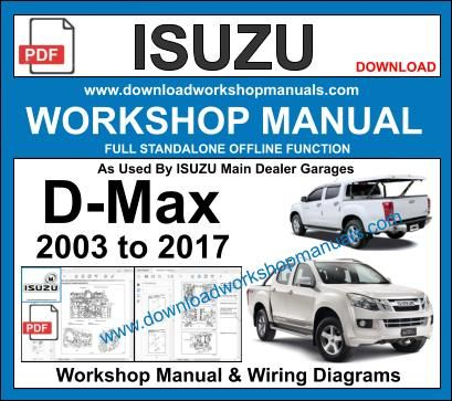 2013 isuzu dmax workshop manual  wiring diagram diode