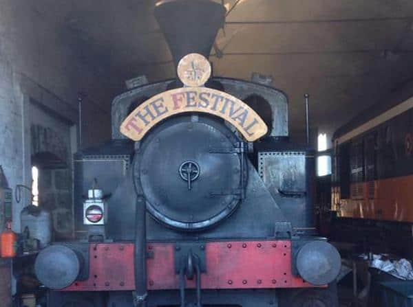 'Festival Express' Headboard Acquired for DCDR