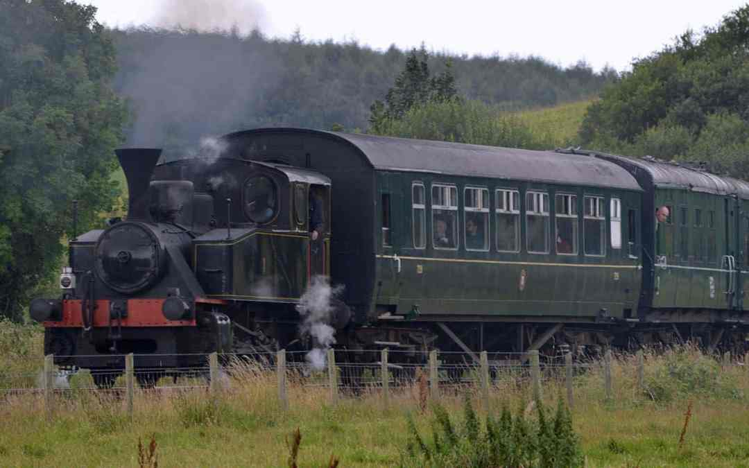 Summer Steam and Diesel Trains