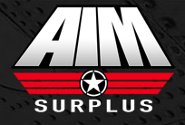 AIM Surplus logo