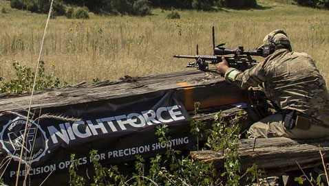 From Nightforce Precision Tactical 2-Rifle Match. Photo Credit: Nightforce / Facebook