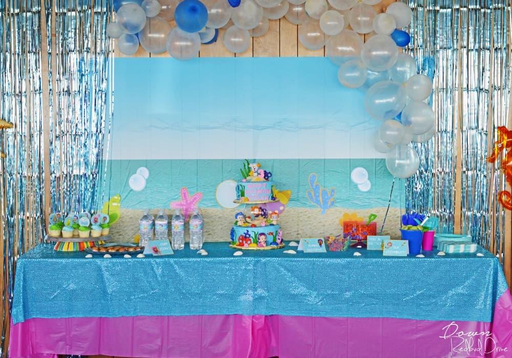 Bubble Guppies Birthday Bubble Guppies Birthday Party Ideas