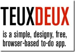 Teux Deux (To Do – Online list maker)