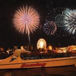 Fireworks Seadog Cruise–A special view of #Chicago at Blogher 2013